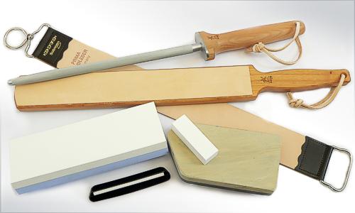 Messer schärfen und pflegen