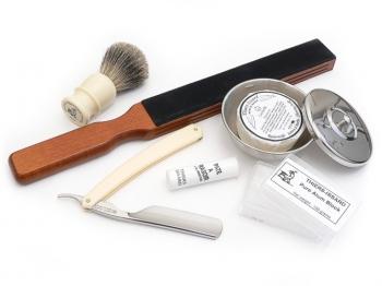 Rasiermesser Setangebot Thiers-Issard 7- teilig