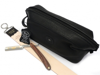 Rasiermesser Setangebot 3-teilig Veilchenholz