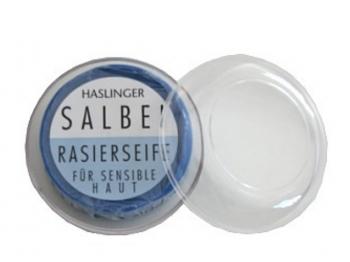 Haslinger Rasierseife Salbei ca. 60g in Dose