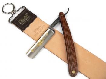 DOVO Rasiermesser Setangebot 2-teilig Veilchenholz