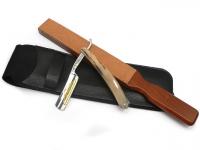Rasiermesser Setangebot 2-tlg. mit Thiers Issard Rasiermesser Horn