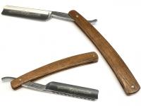 Rasiermesser Setangebot 2 teilig AUST Edelstahl Amazakoue