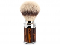 Mühle Rasierpinsel Traditional Silvertip Fibre® Schildpatt-Imitat