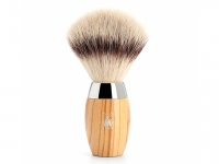 Mühle Rasierpinsel KOSMO Silvertip Fibre® Olivenholz