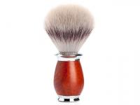 Mühle Rasierpinsel Purist Silvertip Fibre® Bruyere-Holz