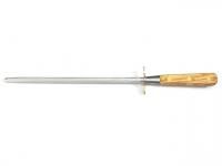 Thiers Issard Sabatier Wetzstahl für Kochmesser 25cm Olivenholz
